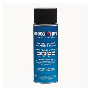 Motopro UV Protectant and Cleaner Polish