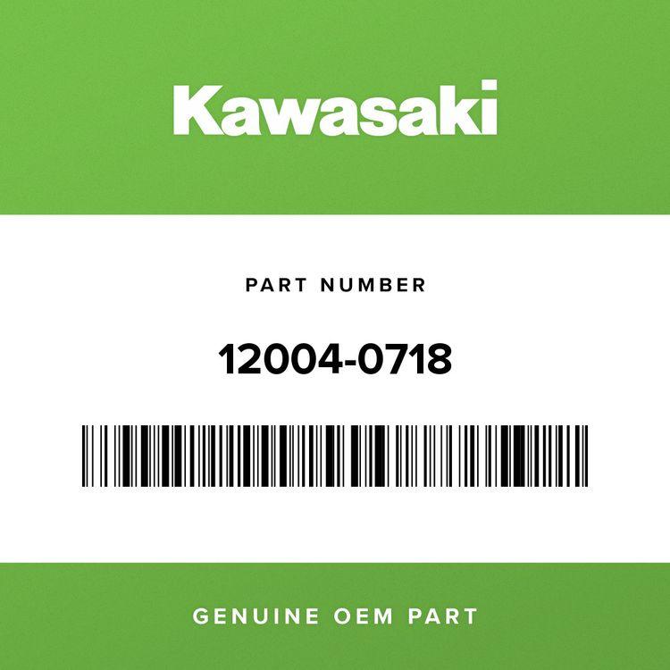 Kawasaki VALVE-INTAKE 12004-0718