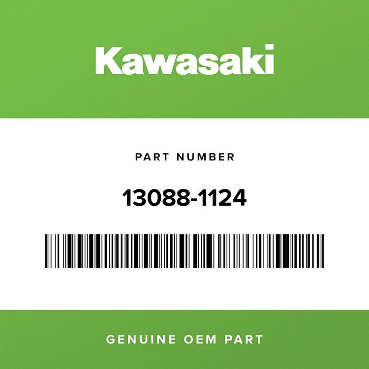 Kawasaki PLATE-FRICTION 13088-1124