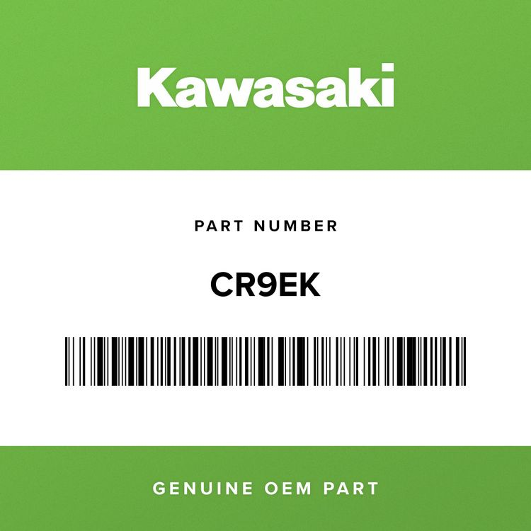 Kawasaki SPARK PLUG CR9EK CR9EK