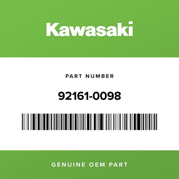 Kawasaki DAMPER 92161-0098