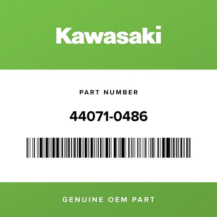 Kawasaki DAMPER-ASSY, FORK, LH 44071-0486