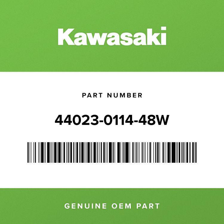 Kawasaki CYLINDER-SET-FORK, RH, G.B.GREEN 44023-0114-48W