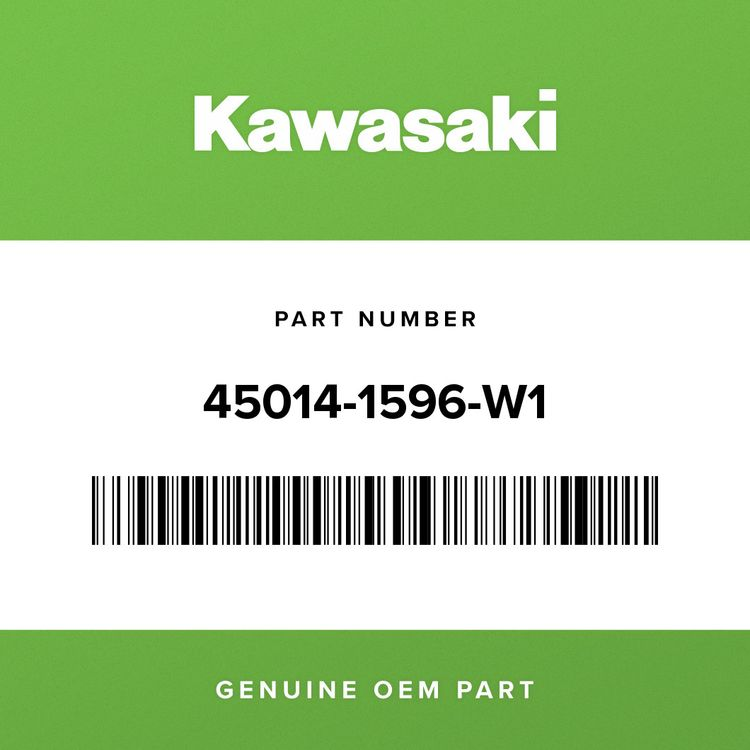 Kawasaki SHOCKABSORBER, BLUE NO.1 45014-1596-W1