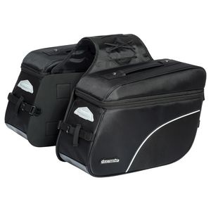Tour Master Nylon Cruiser 4.0 Slant Saddlebags