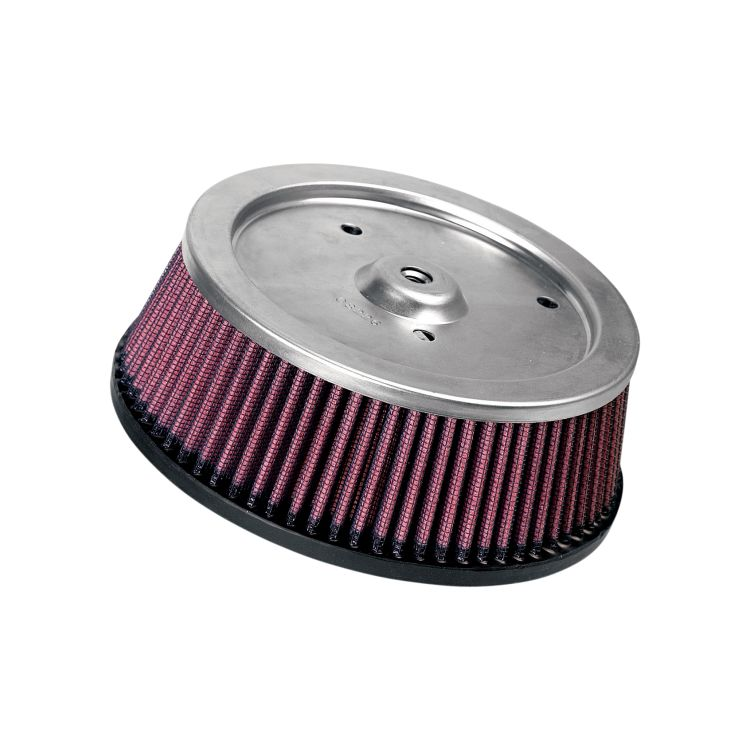 K&N Replacement Filter For Street Metal High Flow Air Cleaner