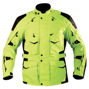 Motonation Pursang Hi-Viz Jacket