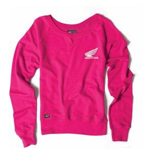 Factory Effex Honda Women's Crew Sweatshirt