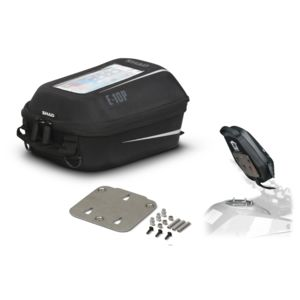 Shad E-10P Tank Bag And PIN System Kit BMW F750GS / F850GS / K1200 / K1300 / R1150 / R1200 / R1250 / S1000XR