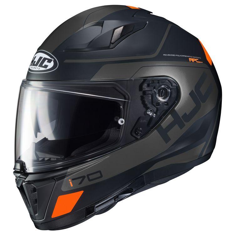 Matte Black/Grey/Orange