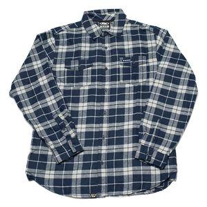 Factory Effex Suzuki 2.0 Flannel Shirt