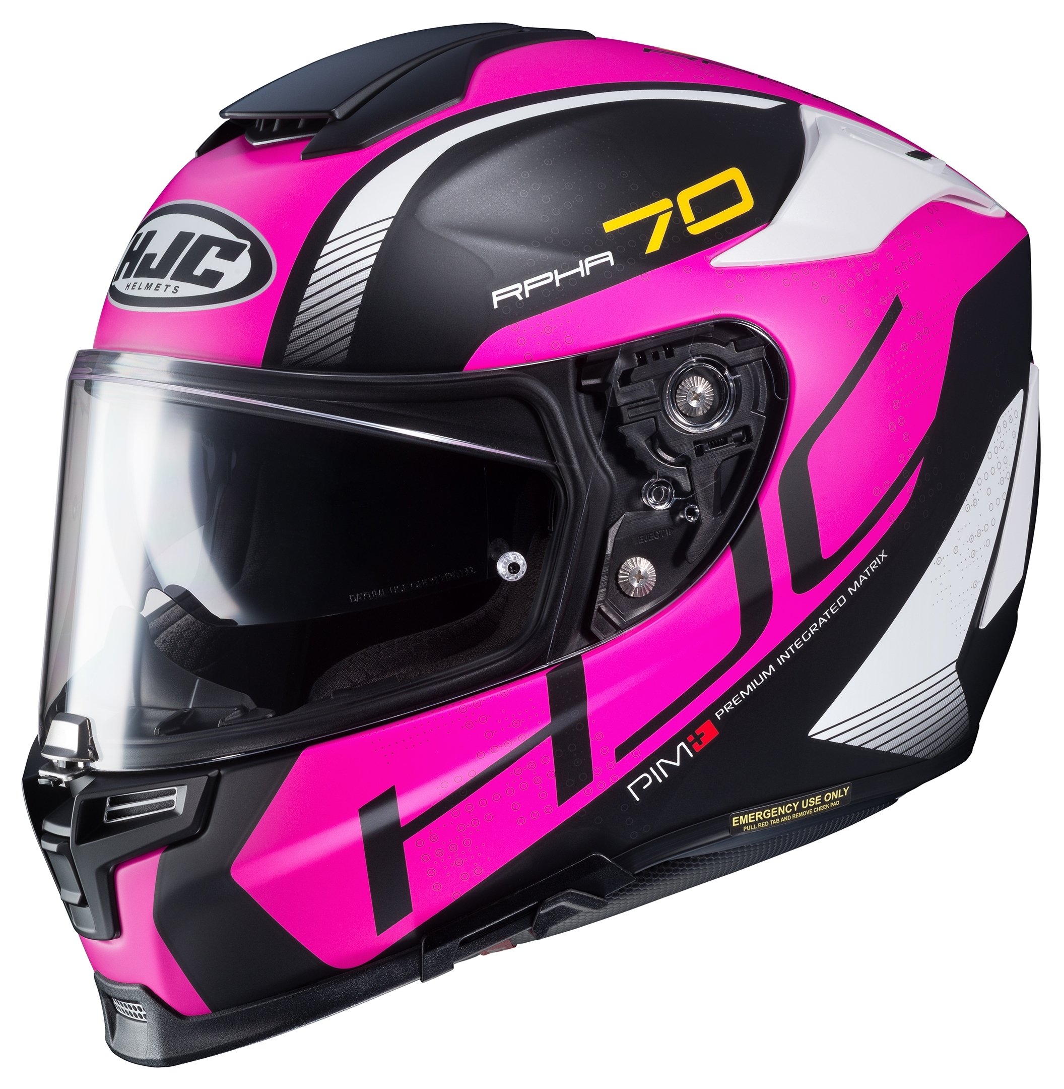 hjc rpha 70 st vias helmet 10 off revzilla. Black Bedroom Furniture Sets. Home Design Ideas