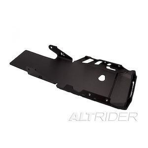 AltRider Skid Plate BMW R1200GS Adventure 2014-2018 Black [Demo - Acceptable]