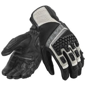 REV'IT! Sand 3 Gloves Black/Silver / XL [Demo - Good]