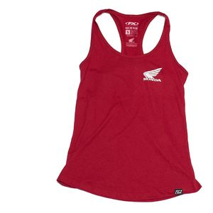 Factory Effex Honda Wing Women's Tank Top