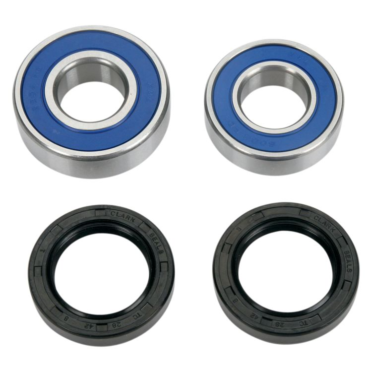 Moose Racing Rear Wheel Bearing Kit Honda 125cc-500cc 1987-1988