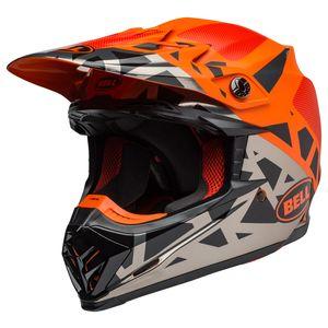 Bell Moto-9 MIPS Tremor Helmet