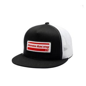 11e533d4edd1f 100% Geico Honda Podium Snapback Hat - RevZilla