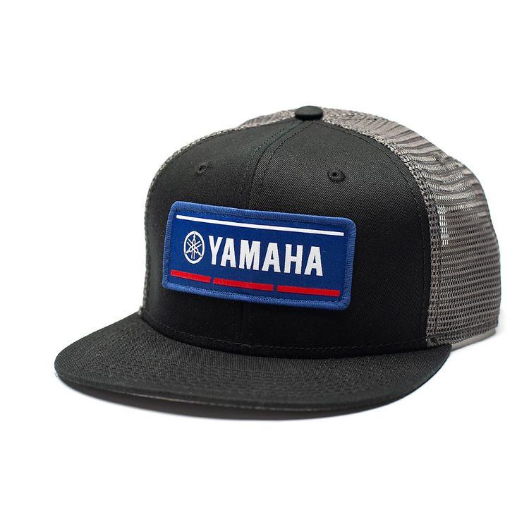 e02ec76aacf Factory Effex Yamaha Vector Snapback Hat - RevZilla