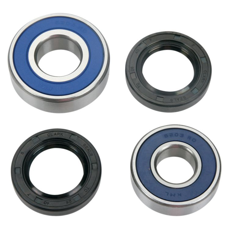 Moose Racing Rear Wheel Bearing Kit Honda 250cc-600cc 1985-2000