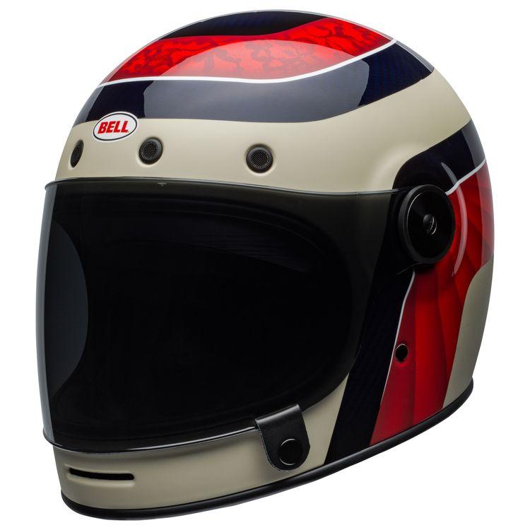 97a6bc77 Bell Bullitt Carbon Hustle Helmet - RevZilla