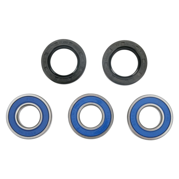 Moose Racing Rear Wheel Bearing Kit Suzuki RM125 / RM250 1992-1995