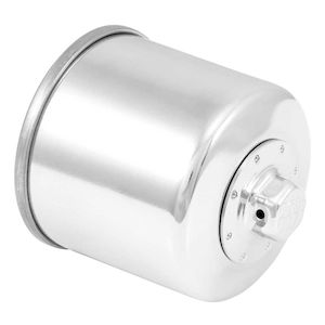 K&N Oil Filter KN-138 Chrome [Open Box]