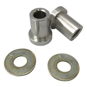 LA Choppers Solid Riser Bushings For Harley Big Twin 1984-2020