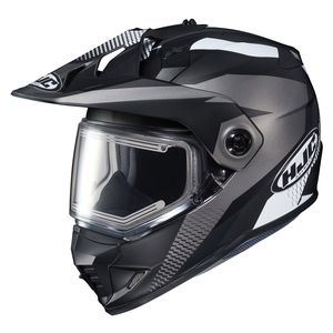 HJC DS-X1 Awing Snow Helmet - Electric Shield