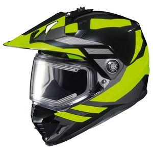 HJC DS-X1 Lander Snow Helmet - Dual Lens