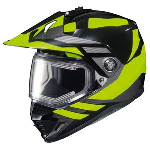 HJC DS-X1 Lander Snow Helmet - Electric Shield