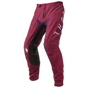 Thor Prime Pro Infection Pants Maroon/Red/Orange / 34 [Demo - Good]