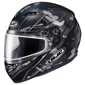 HJC CS-R3 Songtan Snow Helmet - Electric Shield