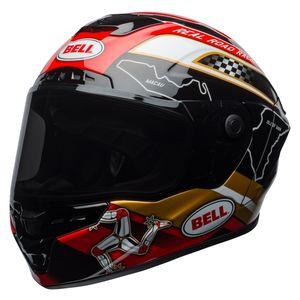 Bell Star MIPS DLX Isle Of Man 2018 Helmet