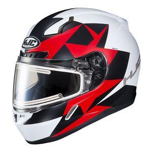HJC CL-17 Ragua Snow Helmet - Electric Shield