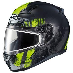 HJC CL-17 Arica Snow Helmet - Dual Lens (MD)