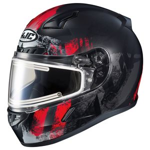 HJC CL-17 Arica Snow Helmet - Electric Shield