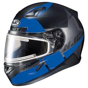 HJC CL-17 Boost Snow Helmet - Electric Shield