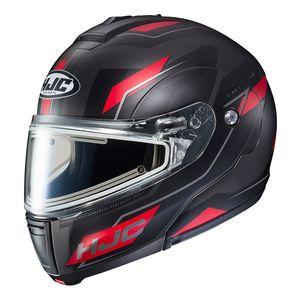 HJC CL-Max 3 Flow Snow Helmet - Electric Shield