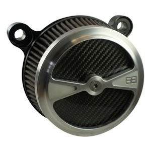 Brass Balls Cycles F1 Air Cleaner For Harley