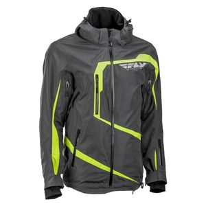 Fly Racing Snow Carbon Mountain Jacket