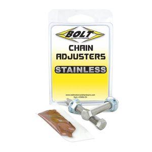 Bolt Hardware Chain Adjuster Nut & Bolt Assembly