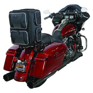 Nelson Rigg Route 1 Highway Roller Backrest Rack Bag