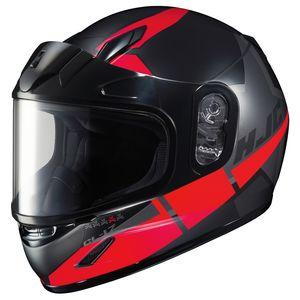 HJC CL-Y Boost Snow Youth Helmet - Dual Lens