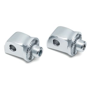 Kuryakyn Splined Adapter Foot Peg Mounts For Harley Softail 2018-2021