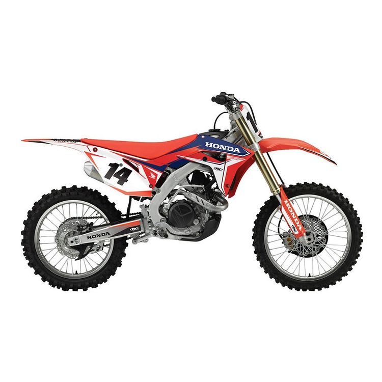 Factory Effex EVO 16 Shroud / Airbox Graphics Kit Honda CRF450R 2002-2004