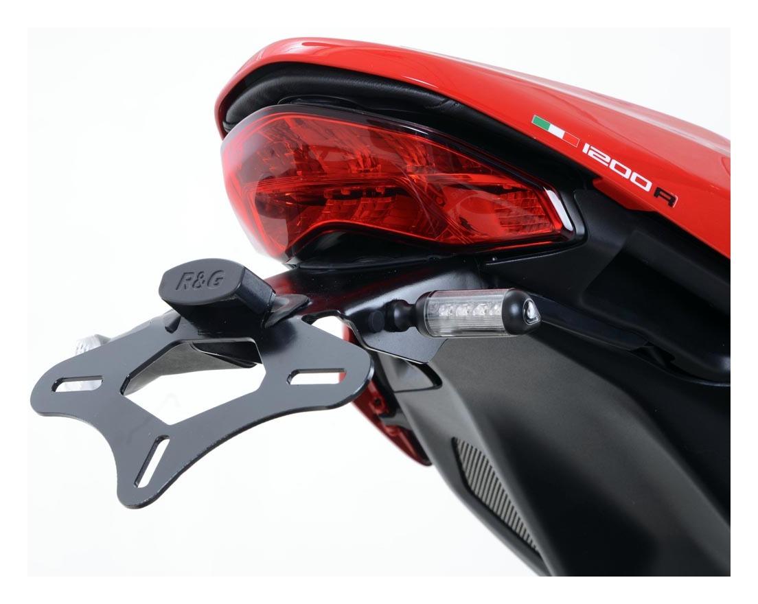 Rg Racing Fender Eliminator Ducati Monster 1200 R 2016 2018 Revzilla S2r 800 Wiring Diagram