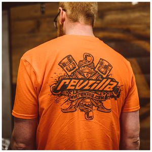 RevZilla Hot Sauce T-Shirt