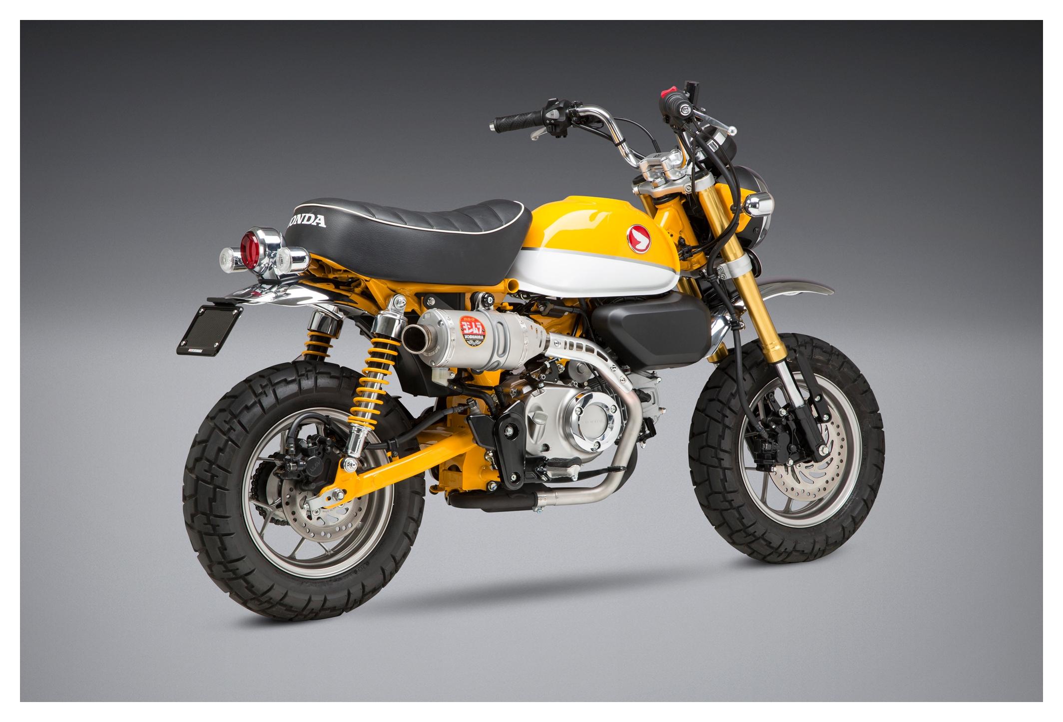 Yoshimura Rs 3 Works Race Exhaust System Honda Monkey 2019 5 30 53 Off
