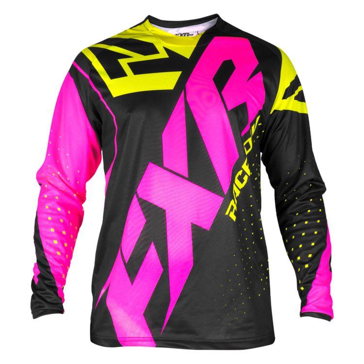 Black/Electric Pink